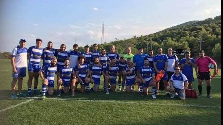 Rugby League World Cup qualifier; Greece 60 Malta 4 - Report