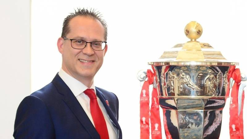 A message from RLWC2021 Chief Executive, Jon Dutton